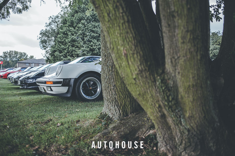 PORSCHE TURBO 40th at BRANDS HATCH7