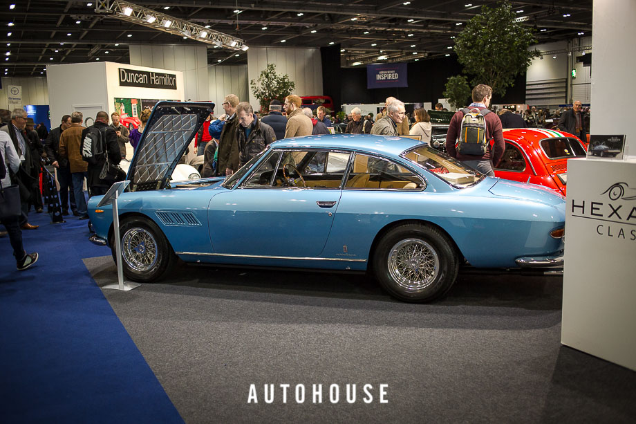 THE LONDON CLASSIC CAR SHOW 2015 (14 of 81)