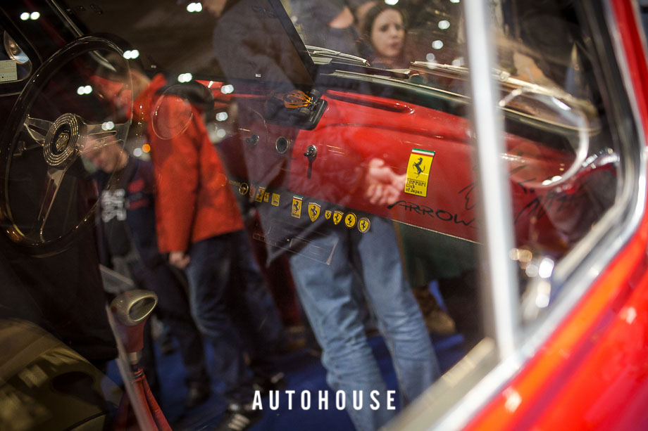 THE LONDON CLASSIC CAR SHOW 2015 (19 of 81)