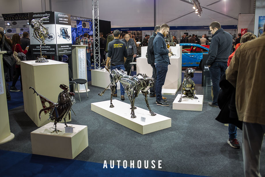 THE LONDON CLASSIC CAR SHOW 2015 (22 of 81)