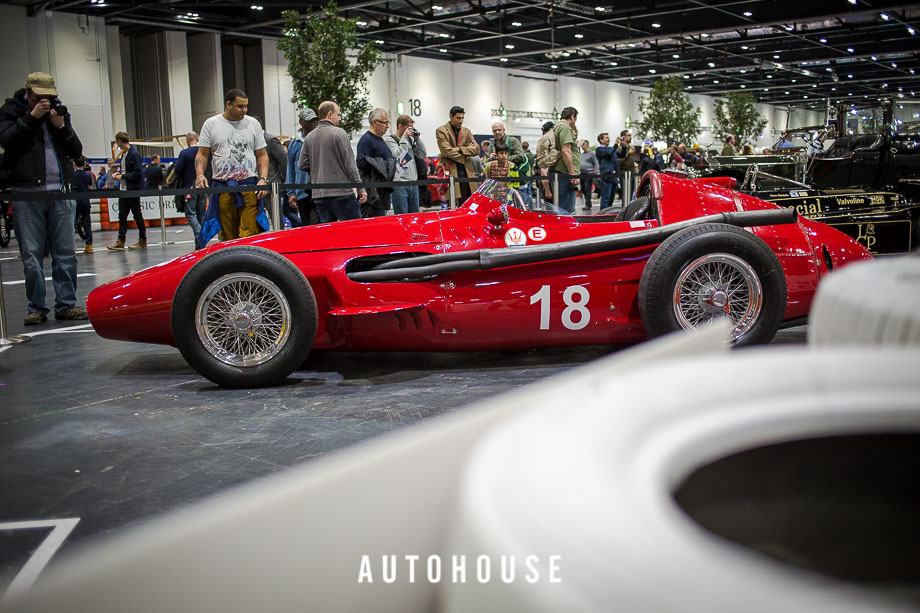 THE LONDON CLASSIC CAR SHOW 2015 (25 of 81)