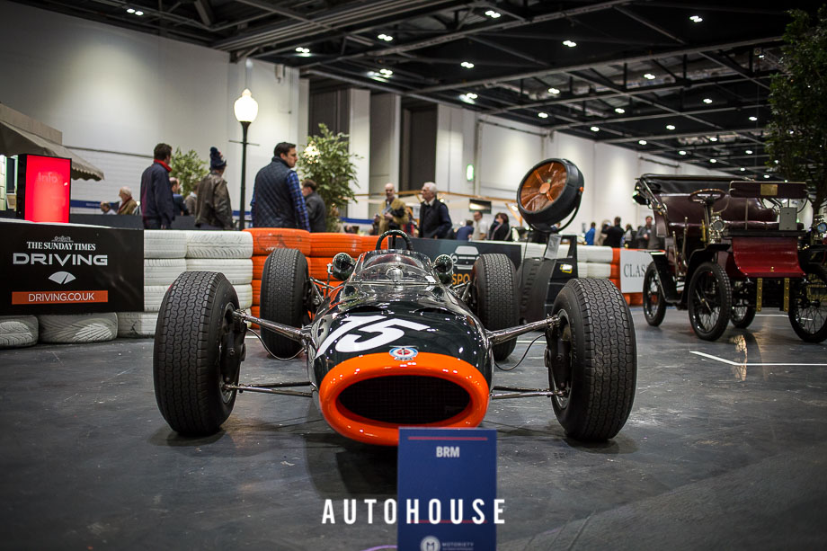 THE LONDON CLASSIC CAR SHOW 2015 (30 of 81)