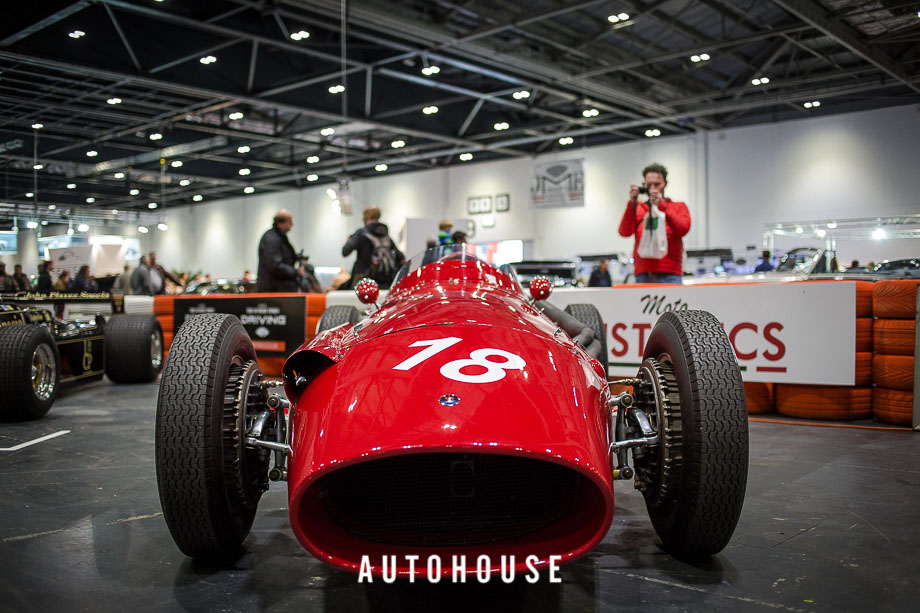 THE LONDON CLASSIC CAR SHOW 2015 (32 of 81)