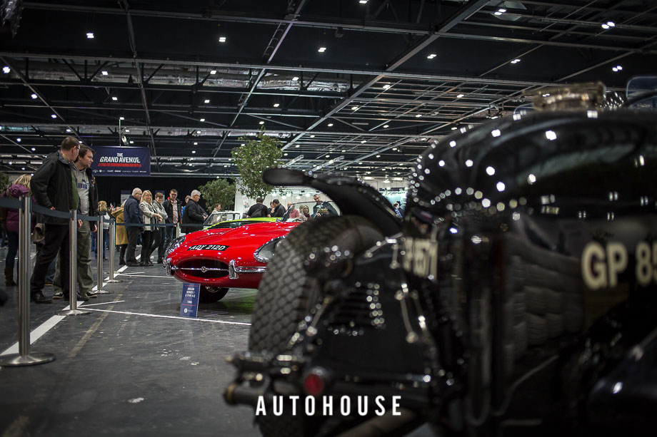 THE LONDON CLASSIC CAR SHOW 2015 (35 of 81)