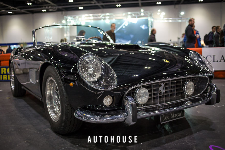 THE LONDON CLASSIC CAR SHOW 2015 (38 of 81)