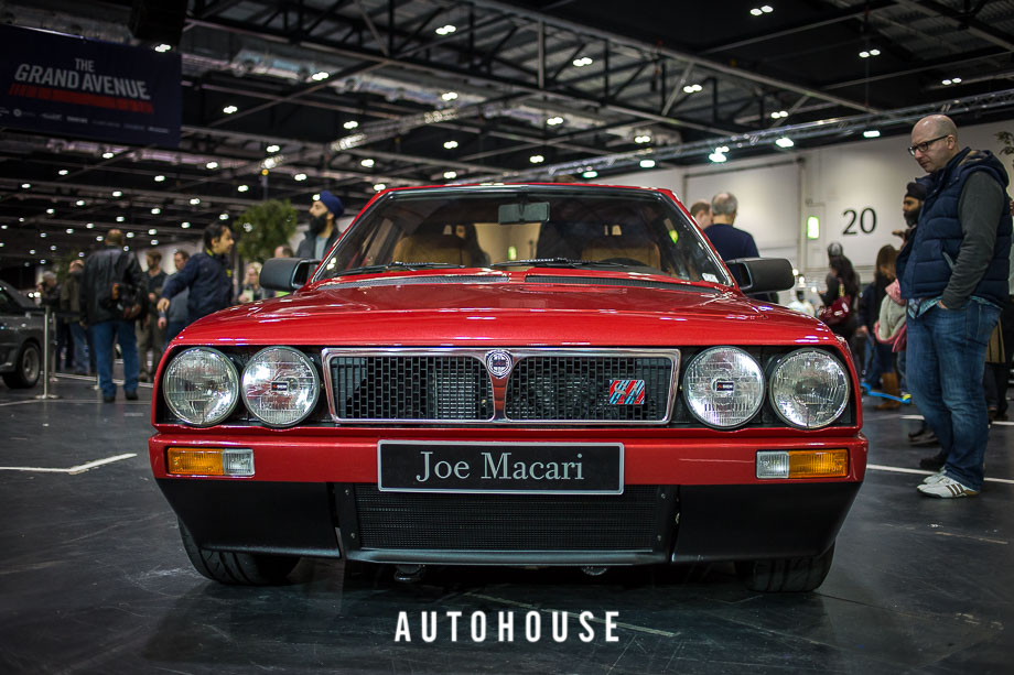 THE LONDON CLASSIC CAR SHOW 2015 (47 of 81)