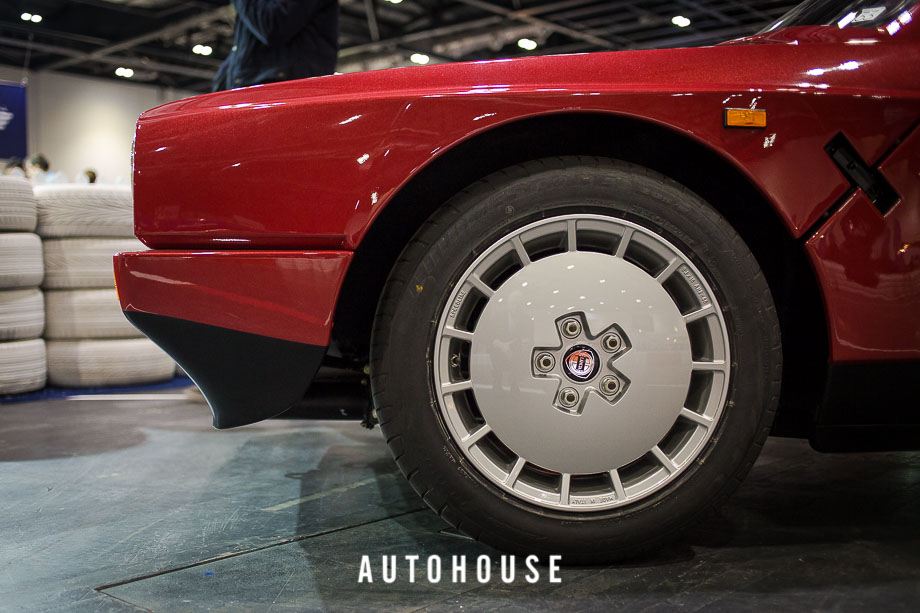 THE LONDON CLASSIC CAR SHOW 2015 (50 of 81)