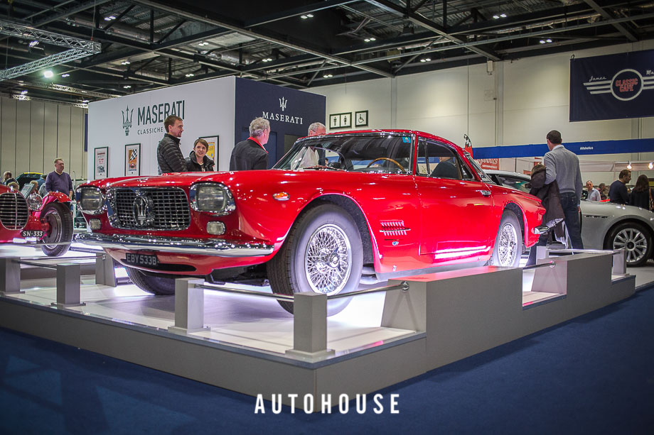 THE LONDON CLASSIC CAR SHOW 2015 (51 of 81)