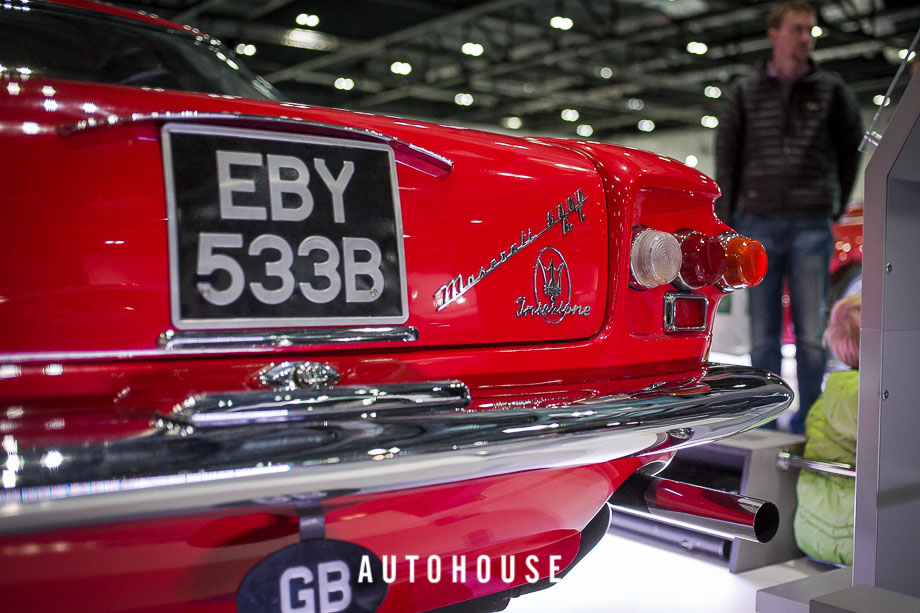 THE LONDON CLASSIC CAR SHOW 2015 (54 of 81)