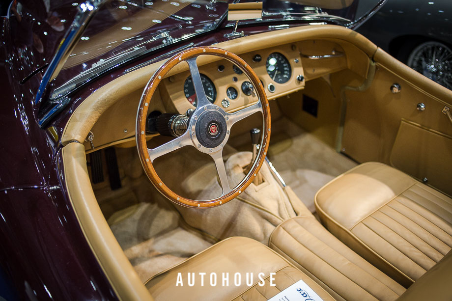 THE LONDON CLASSIC CAR SHOW 2015 (59 of 81)