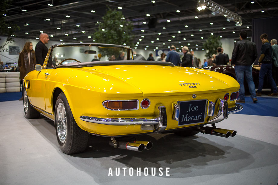 THE LONDON CLASSIC CAR SHOW 2015 (60 of 81)