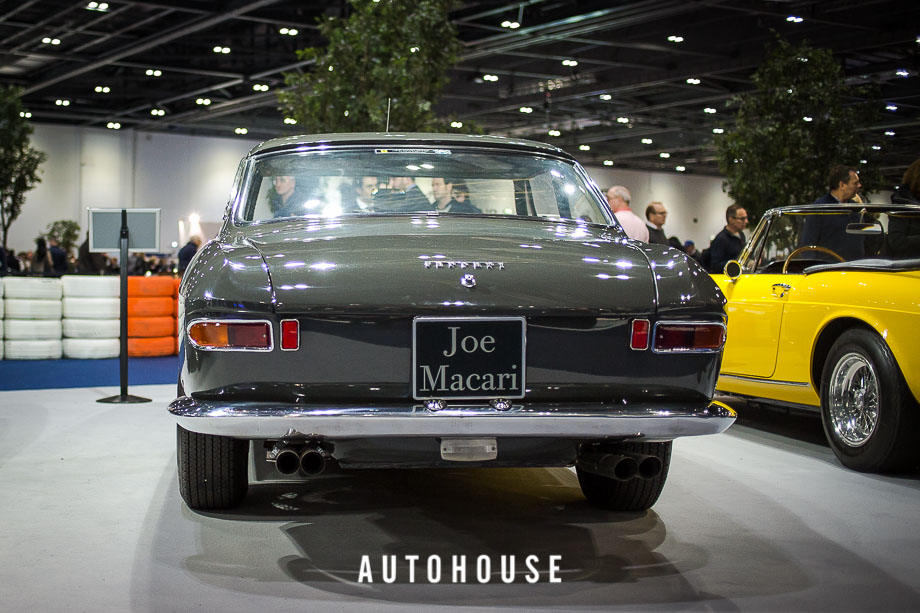 THE LONDON CLASSIC CAR SHOW 2015 (62 of 81)