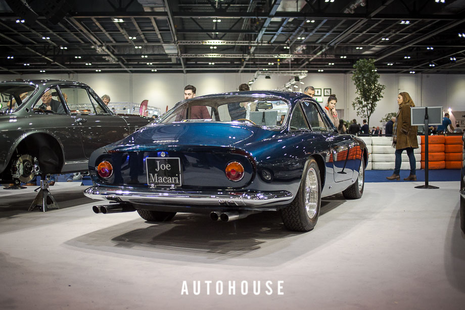 THE LONDON CLASSIC CAR SHOW 2015 (64 of 81)