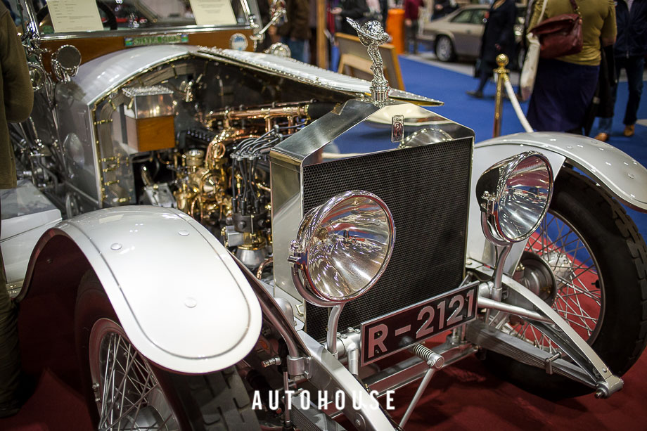 THE LONDON CLASSIC CAR SHOW 2015 (66 of 81)