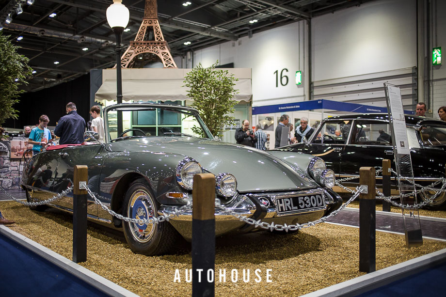 THE LONDON CLASSIC CAR SHOW 2015 (67 of 81)