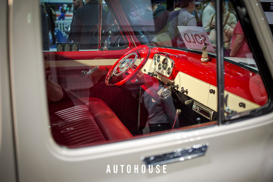 THE LONDON CLASSIC CAR SHOW 2015 (72 of 81)