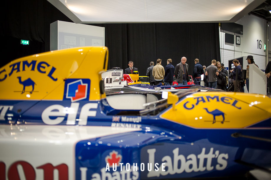 THE LONDON CLASSIC CAR SHOW 2015 (75 of 81)