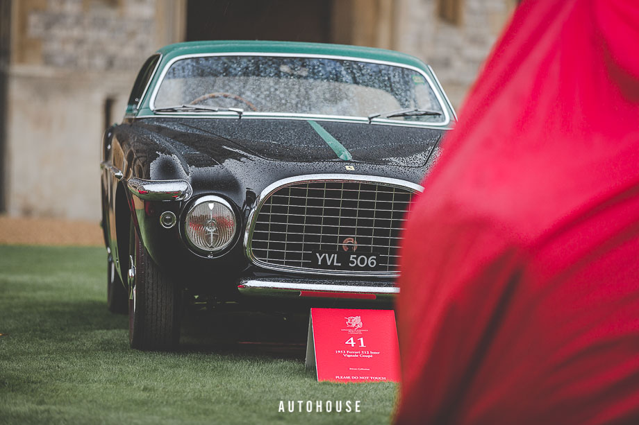 Concours Of Elegance 2016 (54 of 140)